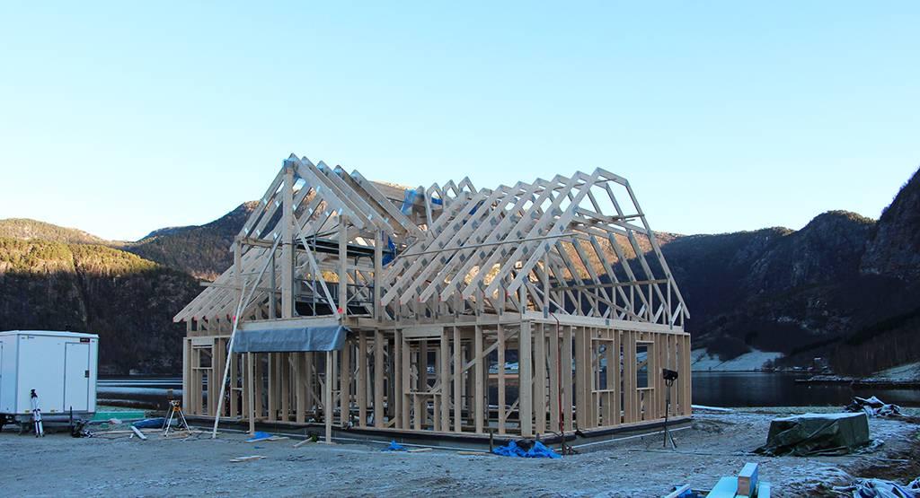 Bygge hus? Hos oss får du 200 000 kr